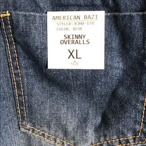 American Bazi Jeans - Brand new overall
